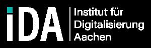 IDA Institut für Digitalisierung Aachen Wortmarke